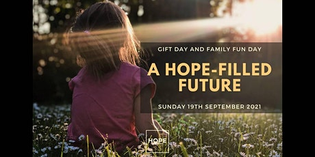 Hope Gift Day & Family Fun Day / Sun 19th Sept.  / 12.45pm tickets