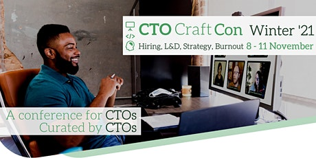 CTO Craft Con - Winter 2021 tickets