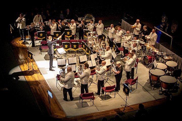 Cory Band & The Shepherd Group Brass Band Joint Concert image