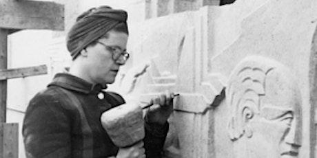 Discovering Women Sculptors - Autumn Series tickets