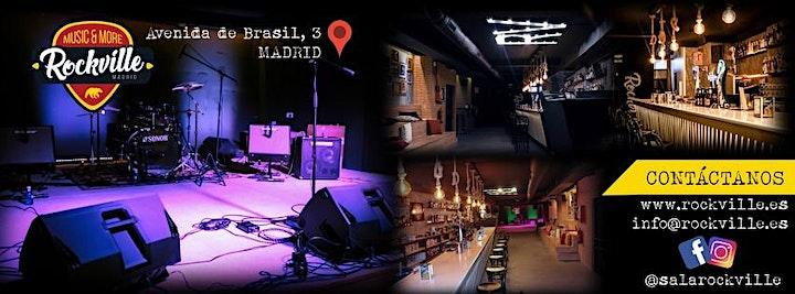 Imagen de MARCO MENDOZA LIVE EN SALA ROCKVILLE MADRID ESPAÑA