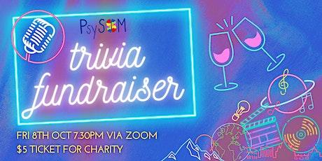 PsySOM Trivia Fundraiser tickets