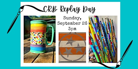 CRB Replay Day! tickets