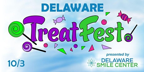 VENDOR REGISTRATION: Delaware Treatfest & Fall Festival 10/3/2021 tickets