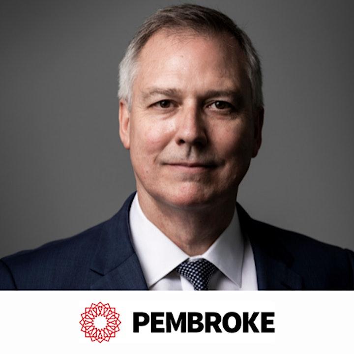 BMC luncheon   Barry Tudor, Chairman & CEO of Pembroke image