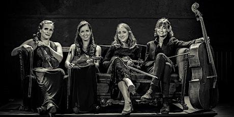 """Quartet Salonnières """"Solos & Ensembles"""" (Mon, Sep 20 @ 7:30 PM ET - Sep 26) tickets"""