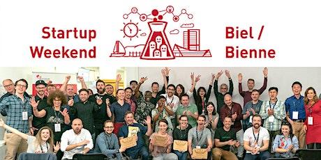 Startup Weekend Biel/Bienne 10/21 tickets