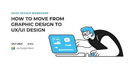 UX / UI Design Workshop Tickets