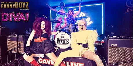 FunnyBoyz Liverpool presents DIVAS @ THE CAVERN RESTAURANT tickets