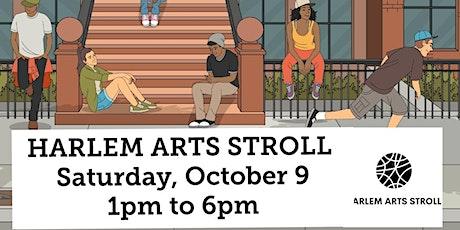 HARLEM ARTS STROLL: OCTOBER EDITION tickets