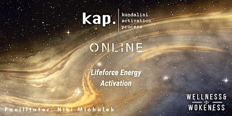KAP - Kundalini Activation Process | Online (Full Moon) tickets