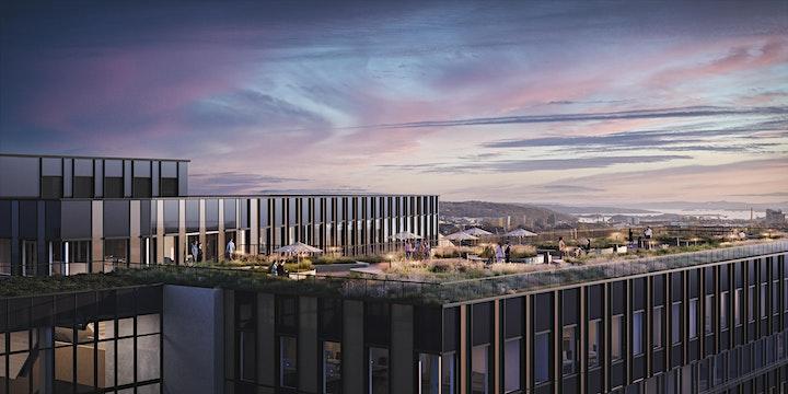 Markering av byggestart for Construction City image