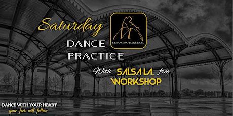 FREE outdoor dance practice in UTRECHT tickets