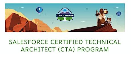 RoadToCTA SalesforceSaturday - Full Mock entradas