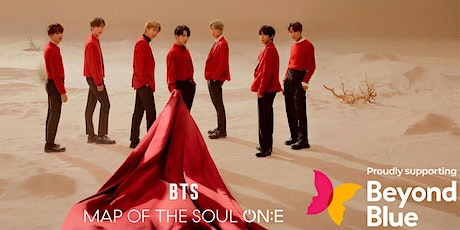 BTS Map of the Soul ON:E Concert Charity Screening tickets