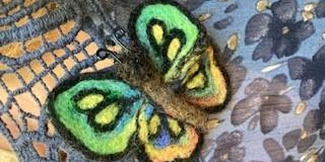 Felted Butterfly tickets