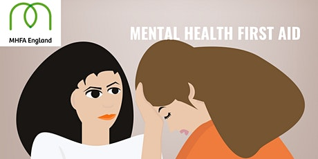 MHFA England - Mental Health First Aid Certificate (2 day training) tickets