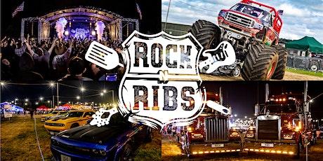 Rock n Ribs Festival 2022 tickets