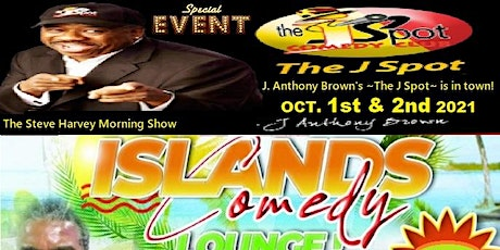 Exclusive engagement of crazy hilarity with J. Anthony Brown! tickets