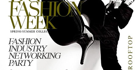 DC Fashion Week Fashion Industry Networking Party tickets