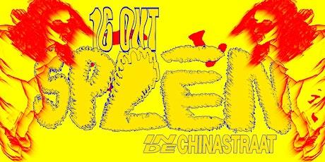 Splén in de Chinastraat tickets