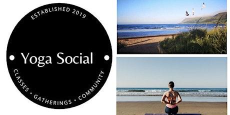 Yoga/Swim Social - 9am tickets