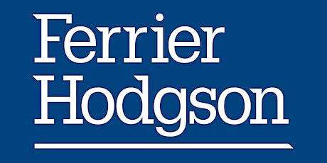 Ferrier Hodgson Reunion Dinner tickets
