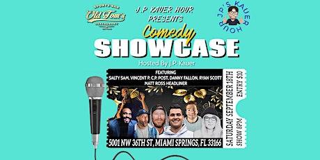 JP's Kauer Hour Comedy Show tickets