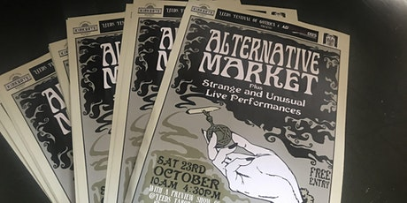 Leeds festival of Gothica - Alternative Market tickets