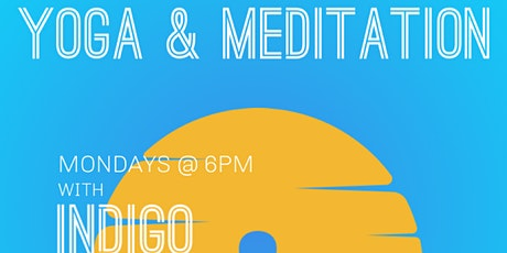 YOGA & MEDITATION tickets