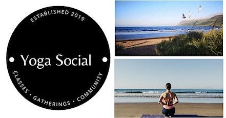 Yoga/Swim Social - 5pm tickets