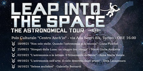 Leap InTO The Space #3 | The Astronomical Tour 2021 tickets