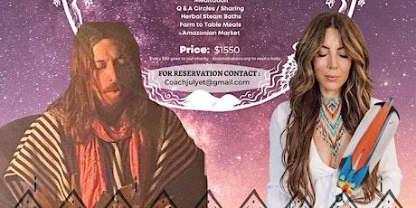 COSTA RICA RETREAT NOVEMBER 8-15 ( email: julyet@gmail.com for more info) tickets