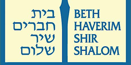 Shabbat Evening Services Outdoors led by Rabbi Ilana tickets