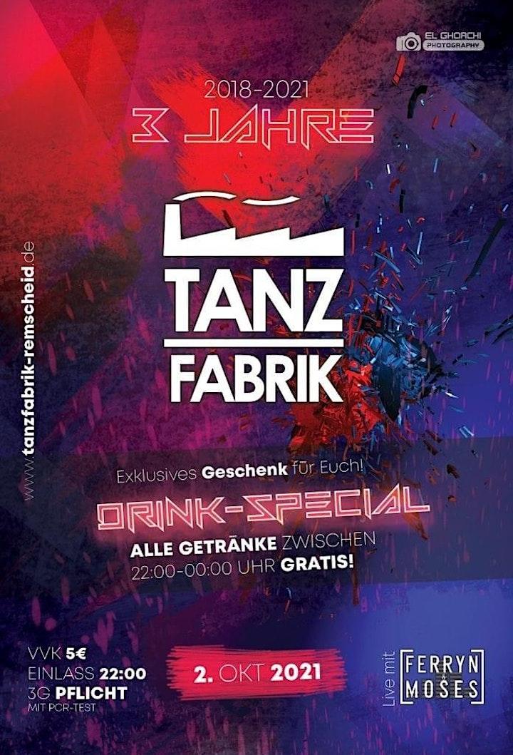 Tanzfabrik Remscheid - 3 Year Special: Bild