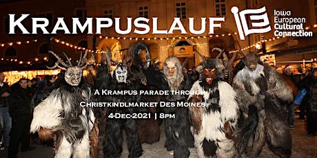 Krampuslauf (Running of the Krampuses) tickets