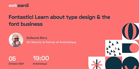 #114 - Type design: How to choose a typeface billets