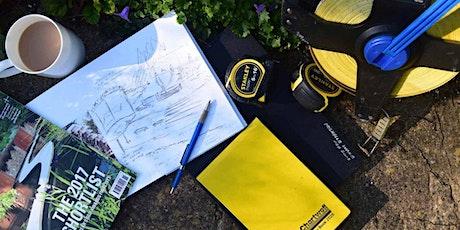 Creating Garden Plans at Mells Walled Garden tickets