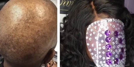 More Than A Stylist: Wig Making, Insurance and Government Contract Training tickets
