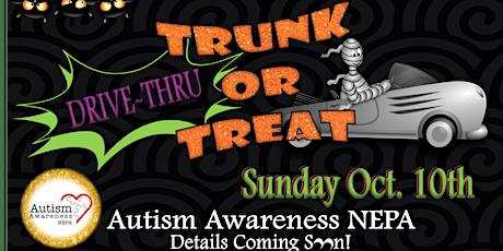 Autism Awareness  NEPA Drive-thru Trunk or Treat tickets