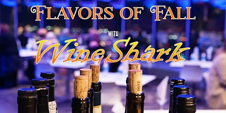 WineShark at Reunion Tower: Flavors of Fall tickets
