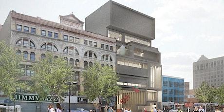 INSTITUTIONAL FORUM: THE NEW STUDIO MUSEUM HARLEM tickets
