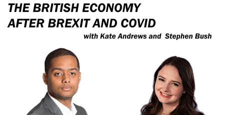 The British economy after Brexit and Covid tickets