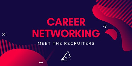 Career Networking Series: Meet the Recruiters! tickets