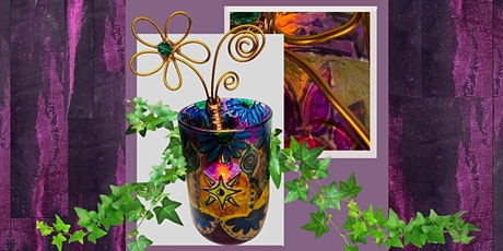 Glass Painting and Basic Wirework Workshop tickets
