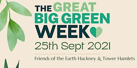 Great Big Green Week tickets