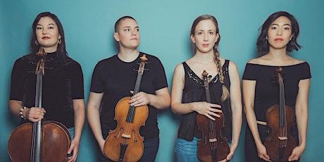 Early Music Wednesdays: Cramer Quartet II (September  22 - 29, 2021) tickets