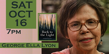George Ella Lyon presents Back to the Light tickets