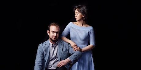 "Musicivic Everywhere:  Shea Kim Duo ""All Roads Lead to Vienna"" I tickets"