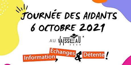 Journée gardoise des proches aidants - 6 octobre 2021 ! billets